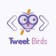 Tweetsbird - Personal Portfolio HTML Template - ThemeForest Item for Sale