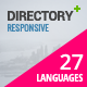 Directory WordPress Theme - ThemeForest Item for Sale