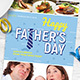 Father's Day Flyer / Poster - GraphicRiver Item for Sale