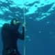 Free Diver Trying To Blast Ears, Defocus To Focus - VideoHive Item for Sale