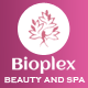Bioplex -  Beauty And Spa Creative Responsive HTML5 Template