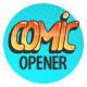 Comic Opener - VideoHive Item for Sale
