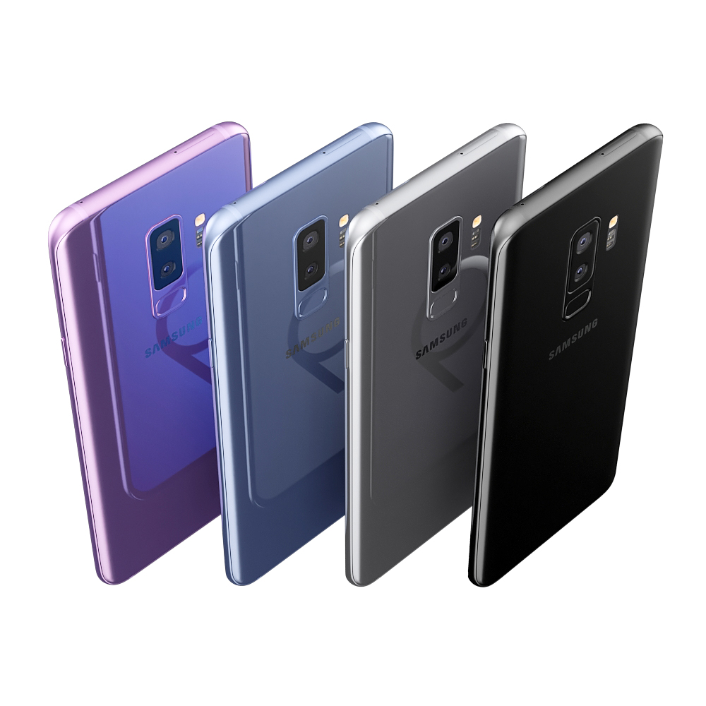 Samsung Galaxy S9 PLUS ALL Colors (+2 NEW Colors)