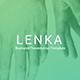 Lenka - Business Google Slides Template - GraphicRiver Item for Sale