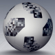 3D Soccer Ball Backgrounds - VideoHive Item for Sale