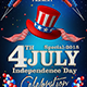 4 july Flyer - GraphicRiver Item for Sale