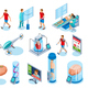 Futuristic Medical Equipment Icons - GraphicRiver Item for Sale