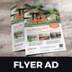 Real Estate Flyer Ad Design v2 - GraphicRiver Item for Sale