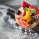 1Fruit salad in the glass vase - PhotoDune Item for Sale