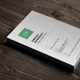 Minimal Modern Business Card - GraphicRiver Item for Sale