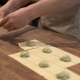 Two People Making Tortellini Traditional Italian Food - VideoHive Item for Sale