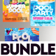 Summer Flyer Bundle v14 - GraphicRiver Item for Sale