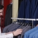 Man Choosing Business Suit at Men's Clothing Store - VideoHive Item for Sale