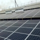 Solar Panels. Power Station. Blue Solar Panels. Solar Farm. Source of Ecological Renewable Energy. - VideoHive Item for Sale