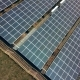 Aerial View of Solar Panels. Solar Power Plant. Source of Ecological Renewable Energy. - VideoHive Item for Sale