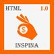 Inspina   E-Commerce HTML Template
