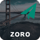 Zoro - Multipurpose Responsive Email Template With Online StampReady Builder Access