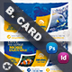 Ocean Diving Business Card Templates