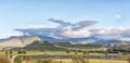 Lake Glencairn near Himeville in Kwazulu-Natal