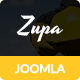 ZupaBuilder – Building and Architectural Joomla Template