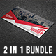 Business Gift Voucher Bundle - GraphicRiver Item for Sale