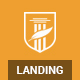 LawFirm – Responsive Landing HTML Template - ThemeForest Item for Sale