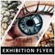 Art Exhibition Flyer - GraphicRiver Item for Sale