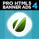 Professional HTML5 Banner Ads 4 |  Animate CC - CodeCanyon Item for Sale