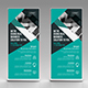 Roll-Up Banner Template - GraphicRiver Item for Sale