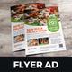 Corporate Multi Uses Flyer Ad Design