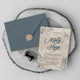 Classic Wedding Card - GraphicRiver Item for Sale