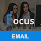 Free Download Focus - Responsive Email Template Nulled