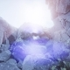 Sun Light Inside Mysterious Cave - VideoHive Item for Sale