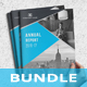 Annual Report Bundle - GraphicRiver Item for Sale