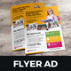 Corporate Multipurpose Flyer Ad Design v2 - GraphicRiver Item for Sale