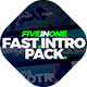 Fast Intro Pack 5in1 - VideoHive Item for Sale