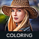 Advance Modern Coloring - GraphicRiver Item for Sale