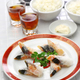 wafer prawn rolls with century egg - PhotoDune Item for Sale