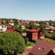 Village Near Moscow From Top, Russia - VideoHive Item for Sale