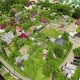 View of Village Near Moscow From Top, Russia - VideoHive Item for Sale