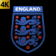 England National Football Team Logo Ver.1 - VideoHive Item for Sale