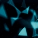Dusty Polygon Background - VideoHive Item for Sale