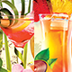 Summer Cocktail Flyer Bundle