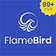Flamebird - Multi-Purpose PSD Template