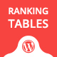 Ranking Tables - Modal Survey Add-on