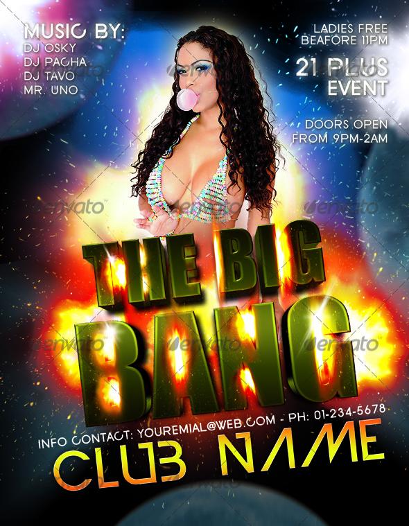 The Big Bang Flyer