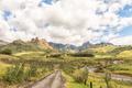 Garden Castle in the Drakensberg near Underberg - PhotoDune Item for Sale
