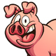Cartoon Pig - GraphicRiver Item for Sale