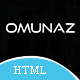 Omunaz - Consulting, Business and Finance Site Template - ThemeForest Item for Sale