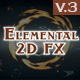 Elemental 2D FX pack [200 elements] - VideoHive Item for Sale